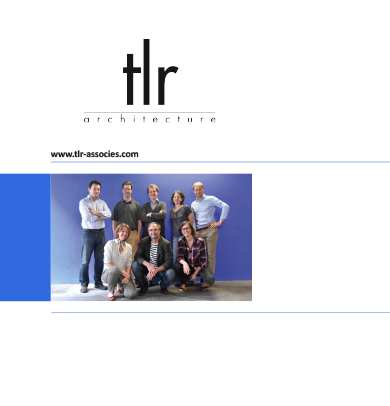 TLR ARCHITECTURE & ASSOCIES